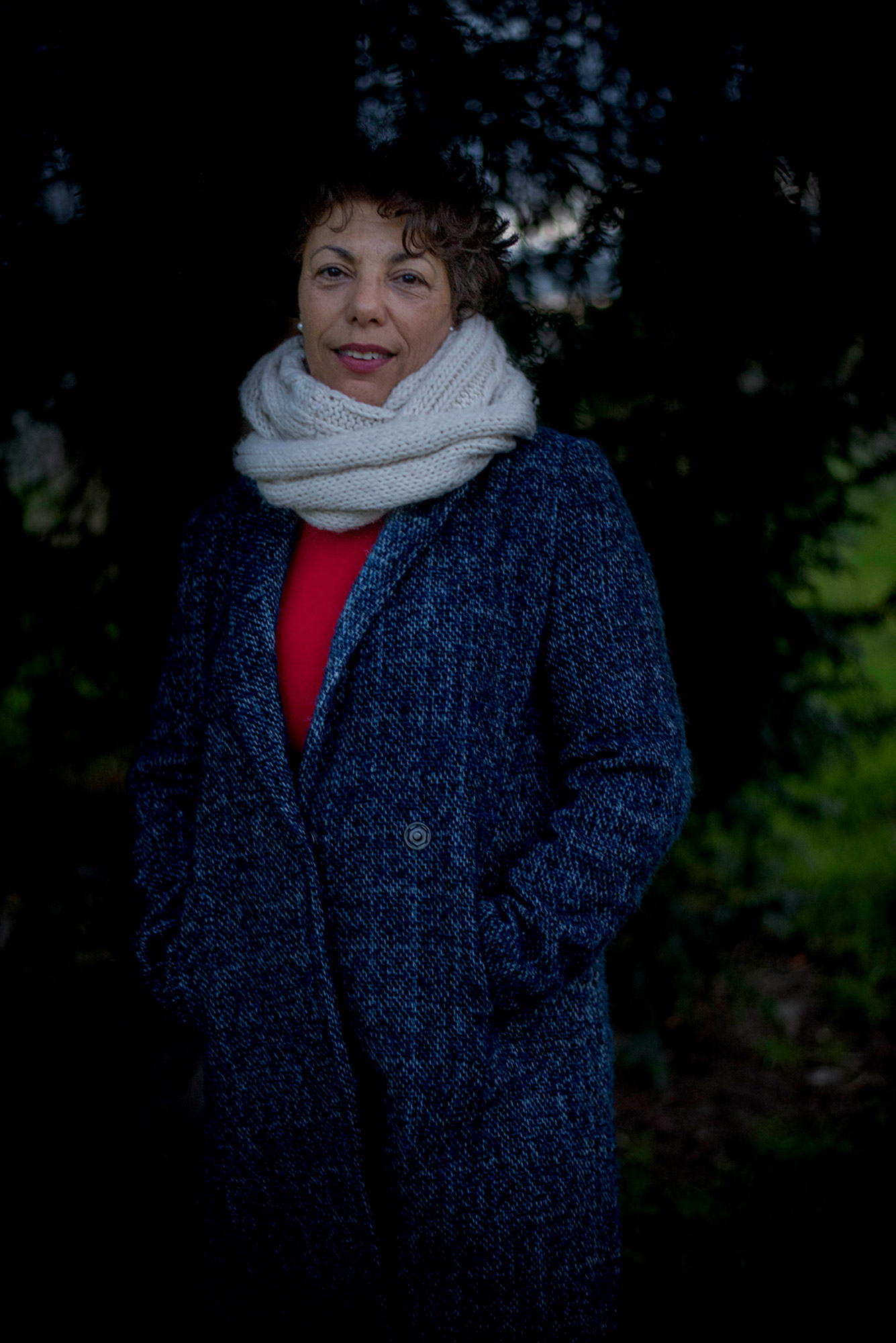 Malika Bellaribi Le Moal. Cantatrice